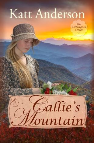 Callie's Mountain Book Cover copy