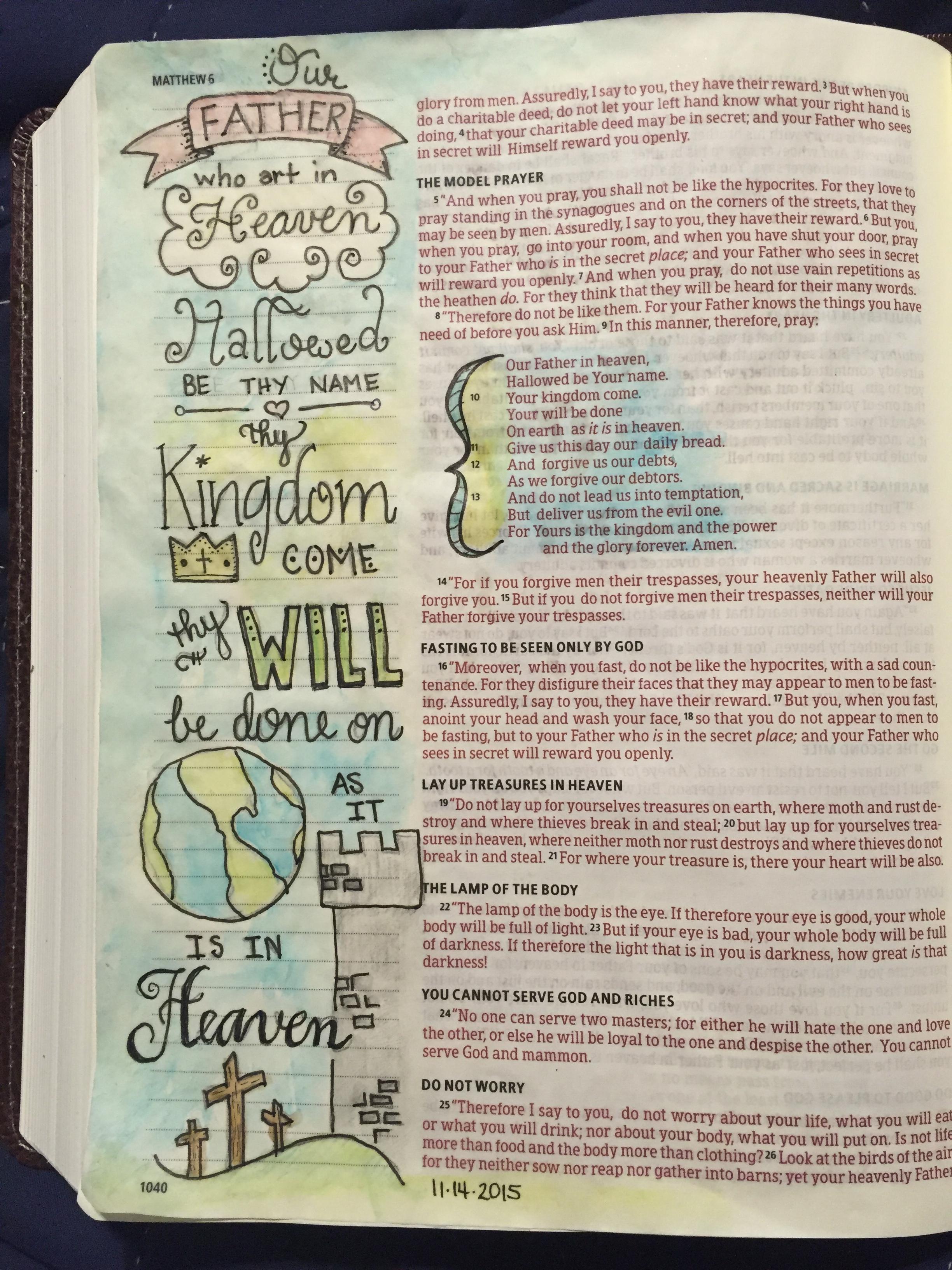 New Bible Journaling Templates Diane Turpin Designs